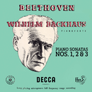 Beethoven: Piano Sonatas Nos. 1, 2 & 3 (Mono Version)/Wilhelm Backhaus