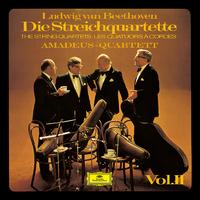 Beethoven: String Quartets Nos.11-16, Piano Quartets Nos.1-3/Amadeus Quartet