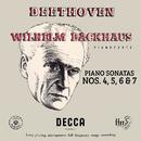 Beethoven: Piano Sonatas Nos. 4, 5, 6 & 7 (Mono Version)/Wilhelm Backhaus