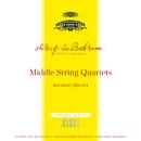 Beethoven: Middle String Quartets/Koeckert Quartet