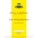 Beethoven: Late String Quartets/Koeckert Quartet