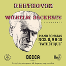 "Beethoven: Piano Sonatas Nos. 8 ""Pathetique"", 9 & 10 (Mono Version)/Wilhelm Backhaus"