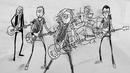 Superblood Wolfmoon (Tiny Concert Animated Video)/Pearl Jam