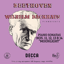 "Beethoven: Piano Sonatas Nos. 11, 12, 13 & 14 ""Moonlight"" (Mono Version)/Wilhelm Backhaus"