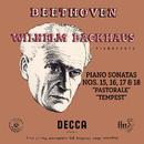 "Beethoven: Piano Sonatas Nos. 15 ""Pastorale"", 16, 17 ""Tempest"" & 18 (Mono Version)/Wilhelm Backhaus"