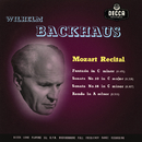 Mozart Recital/Wilhelm Backhaus