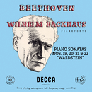 "Beethoven: Piano Sonatas Nos. 19, 20, 21 ""Waldstein"" & 22 (Mono Version)/Wilhelm Backhaus"
