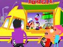 Juicy Jungle (DK2T mix)/DISCO K2 TWINS