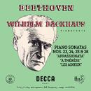 "Beethoven: Piano Sonatas Nos. 23 ""Appassionata"", 24 ""A Thérèse"", 25 & 26 ""Les Adieux"" (Mono Version)/Wilhelm Backhaus"