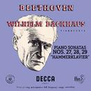 "Beethoven: Piano Sonatas Nos. 27, 28 & 29 ""Hammerklavier"" (Mono Version)/Wilhelm Backhaus"