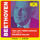 Beethoven: The Last Three Sonatas, Opp. 109-111 (Visual Album)/Maurizio Pollini