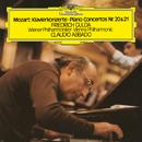Mozart: Piano Concertos Nos. 20 & 21/Friedrich Gulda, Wiener Philharmoniker, Claudio Abbado