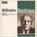 Mozart: Piano Sonatas; Rondo in A Minor/Wilhelm Backhaus