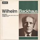 Mozart: Piano Sonatas; Rondo in A Minor/Wilhelm Backhaus