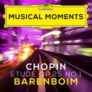 Chopin: Études, Op. 25: No. 1 in A Flat Major (Musical Moments)/Staatskapelle Berlin, Daniel Barenboim