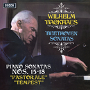 "Beethoven: Piano Sonatas Nos. 15 ""Pastorale"", 16, 17 ""Tempest"" & 18 (Stereo Version)/Wilhelm Backhaus"