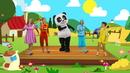 Dó, Ré, Mi, Fá/Panda e Os Caricas