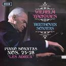 "Beethoven: Piano Sonatas Nos. 25, 26 ""Les Adieux"", 27 & 28 (Stereo Version)/Wilhelm Backhaus"