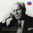 The Last Concert/Wilhelm Backhaus