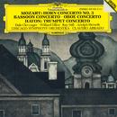 Mozart: Horn Concerto No.3; Bassoon Concerto; Oboe Concerto / Haydn: Trumpet Concerto/Chicago Symphony Orchestra, Claudio Abbado