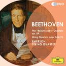 """Beethoven: The """"Razumovsky"""" Quartets, Op.59; String Quartets, Op.74 & Op.95/Emerson String Quartet"""
