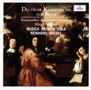 Deutsche Kammermusik vor Bach/Musica Antiqua Köln, Reinhard Goebel