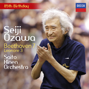 Beethoven: Leonore Overture No. 3; Symphony No. 7/Saito Kinen Orchestra, Seiji Ozawa