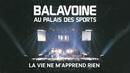 La vie ne m'apprend rien/Daniel Balavoine