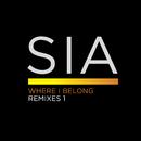 Where I Belong Remixes 1/Sia
