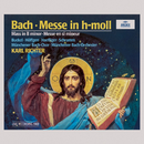 Bach: Mass in B Minor, BWV 232 (Live)/Münchener Bach-Orchester, Karl Richter, Münchener Bach-Chor
