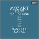 Mozart: Piano Variations K.264, K. 265, K.352, K.353, K.354/Danielle Laval