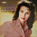 16 Country Chart Hits/Wanda Jackson