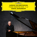 Beethoven: Piano Sonatas Nos. 7-12/Staatskapelle Berlin, Daniel Barenboim