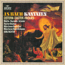 Bach, J.S.: Cantatas for Easter/Münchener Bach-Orchester, Karl Richter, Münchener Bach-Chor