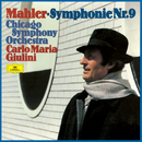 "Mahler: Symphony No. 9, Schubert: Symphony No. 8 ""Unfinished""/Chicago Symphony Orchestra, Carlo Maria Giulini"