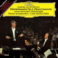 Beethoven: Piano Concertos Nos.1, 3 & 5 / Piano Sonata No. 4/Arturo Benedetti Michelangeli, Wiener Symphoniker, Carlo Maria Giulini