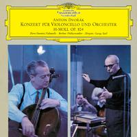 Dvořák & Elgar: Cello Concertos/Pierre Fournier, Berliner Philharmoniker, George Szell, Alfred Wallenstein