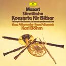 Mozart: Concertos For Winds/Wiener Philharmoniker, Karl Böhm