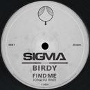 Find Me (Jonasu Remix) (feat. Birdy)/Sigma