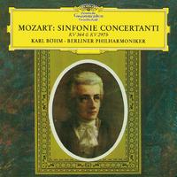 Mozart: Sinfonia Concertantes & Serenades/Berliner Philharmoniker, Karl Böhm