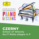 Czerny: The School of Velocity, Op. 299: No. 17 in F Major. Molto allegro/Christoph Eschenbach
