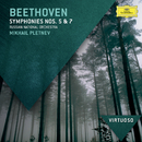 Beethoven: Symphony Nos. 5 & 7/Russian National Orchestra, Mikhail Pletnev