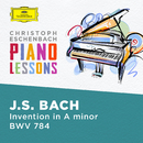 Bach, J.S.: 15 Inventions, BWV 772-786: XIII. Invention in A Minor, BWV 784/Christoph Eschenbach