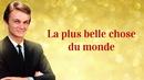 La plus belle chose du monde/Claude François