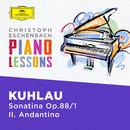Kuhlau: Sonatina in C Major, Op. 88 No. 1: II. Andantino/Christoph Eschenbach