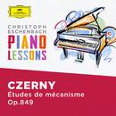 Piano Lessons - Czerny: 30 Études de mécanisme, Op. 849/Christoph Eschenbach