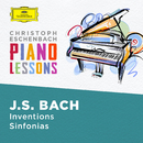 Piano Lessons - Bach, J.S.: Inventions and Sinfonias, BWV 772 - 786 & 787- 801/Christoph Eschenbach