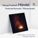 Händel: Feuerwerksmusik - Wassermusik/The Academy of Ancient Music, Christopher Hogwood
