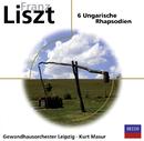 Liszt: Ungarische Rhapsodien (Eloquence)/Gewandhausorchester Leipzig, Kurt Masur