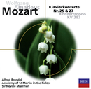 Mozart: Klavierkonzert Nr.25 & 27 + Konzertrondo KV382 (Eloquence)/Alfred Brendel, Academy of St. Martin in the Fields, Sir Neville Marriner